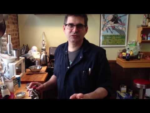 Steve Albini Makes A Delicious Cup Of Kopi Luwak