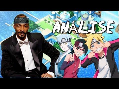 A Excursão Pra Vila do Snoop Dogg - Boruto ep 25
