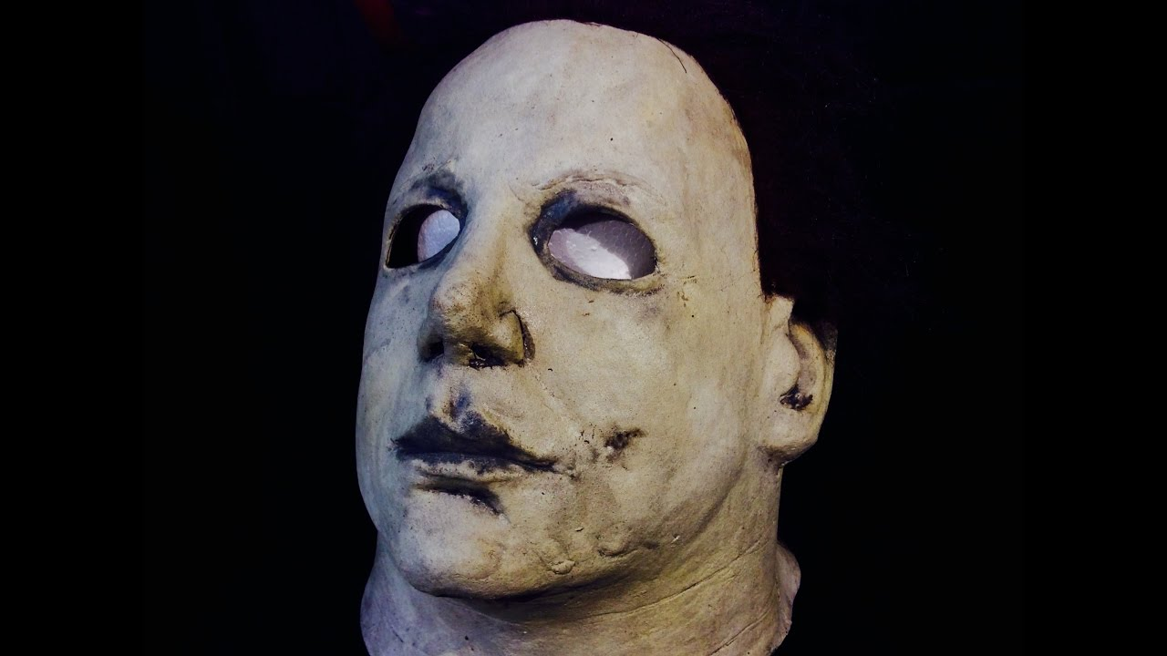michael myers halloween 6 trick or treat studios mask | r.i.p.