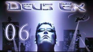 Let's Play Deus Ex #006 - Battery Park: Castle Clinton [720p60]
