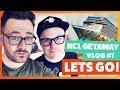 NCL Getaway | Vlog Part 1 | Copenhagen & boarding the Norwegian Getaway