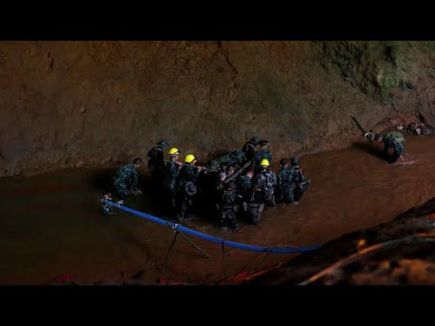 How perilous is the Thailand cave rescue?