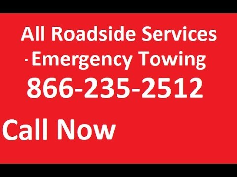 The Benefits of 24 Hour Emergency Towing Service - Emergency