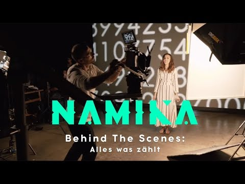 Namika - Behind the Scenes: Alles was zählt