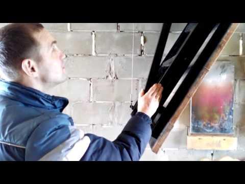 Чердачные лестницы складные с люком в Москве цена 5700
