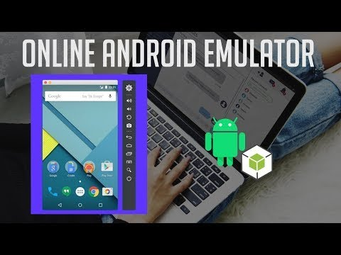 Online Android Emulator To Run Android Apps On Browser - PC/Mac | 2020
