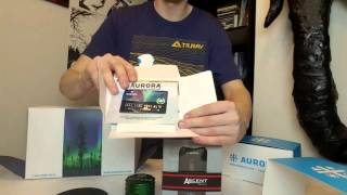 Aurora 420 Welcome Package Unboxing!