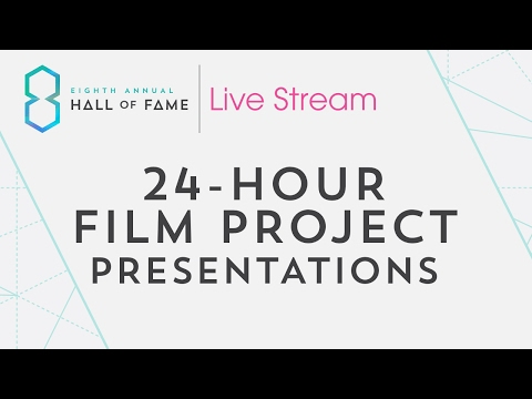 24-Hour Film Project Presentations