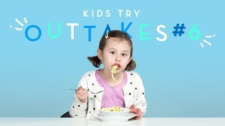 Outtakes #6 | Kids Try | HiHo Kids
