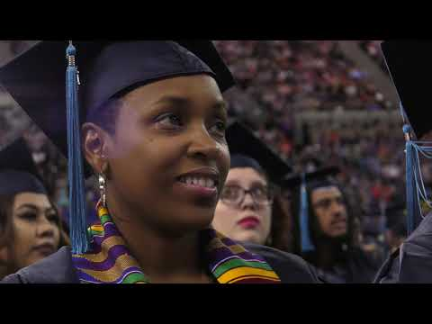 Commencement at Portland Community College