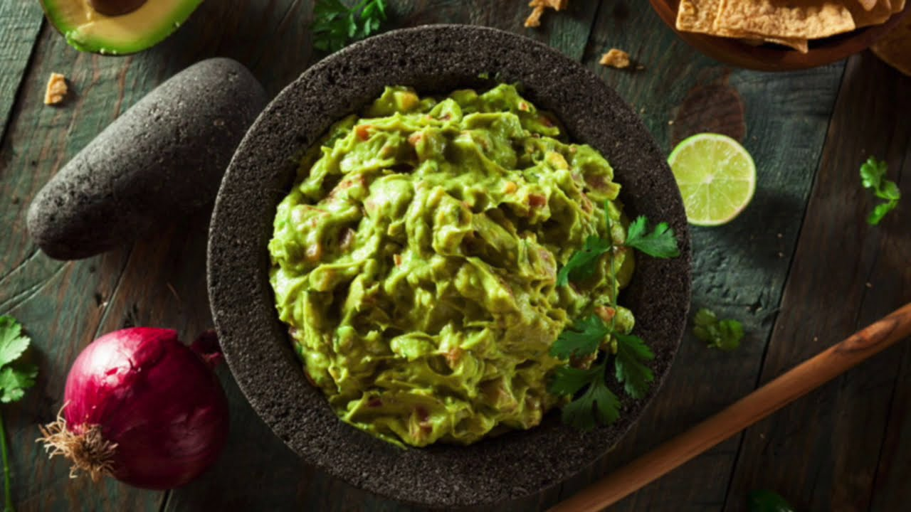 Holy Guacamole: The Art of Making Good Guac