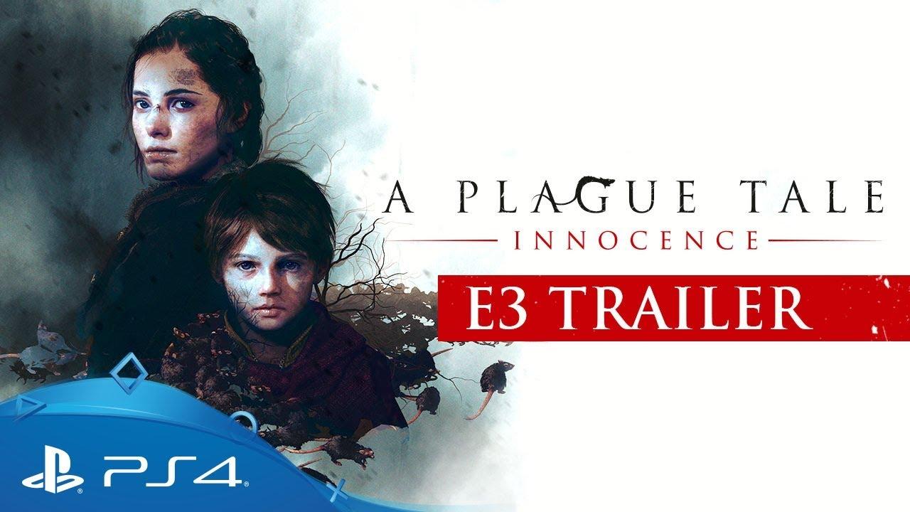 A Plague Tale: Innocence   E3 2018 Trailer   PS4