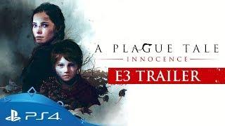 A Plague Tale: Innocence | E3 2018 Trailer | PS4