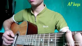[Ap boys] Làm sao để yêu - guitar cover Quách Duy Tân