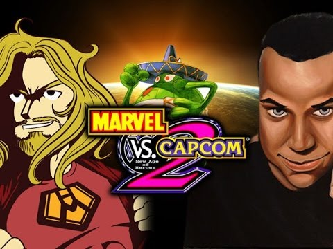Max & Mike Ross VS THE WORLD: Back To Our Roots - Marvel vs Capcom 2 (Part 2)