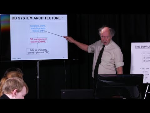 Relational Theory for Computer Professionals - C.J. Date