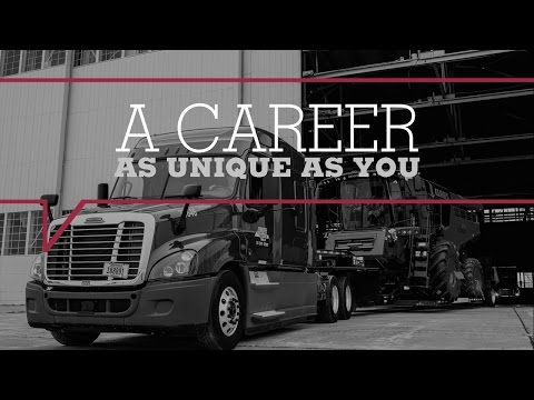 A Career As Unique As You - Flatbed Trucking Jobs