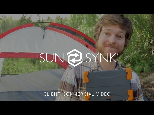 Sunsynk Commercial Video - Made by Envy Creative