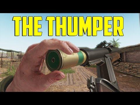 Rising Storm 2 Vietnam - The Thumper