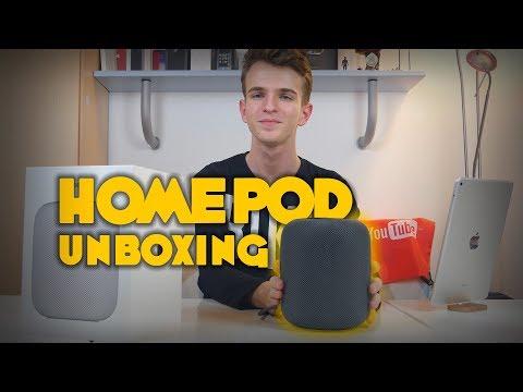 HomePod - Unboxing & Prime Impressioni