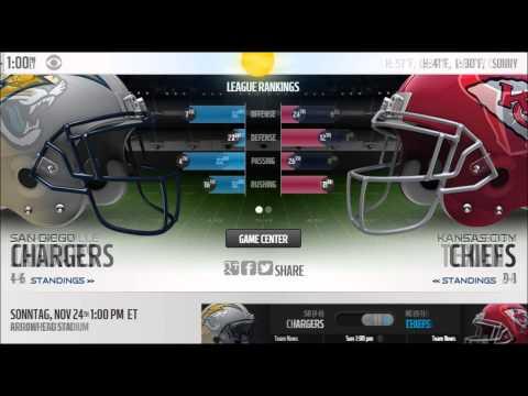 2013 NFL Season Week 12 Preview & Picks [HD]