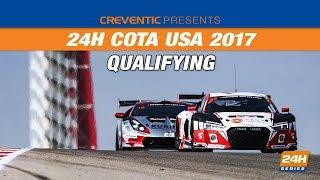 Qualifying Hankook 24H COTA USA 2017