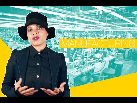 Manufacturing | How to  Start Your Fashion Company®