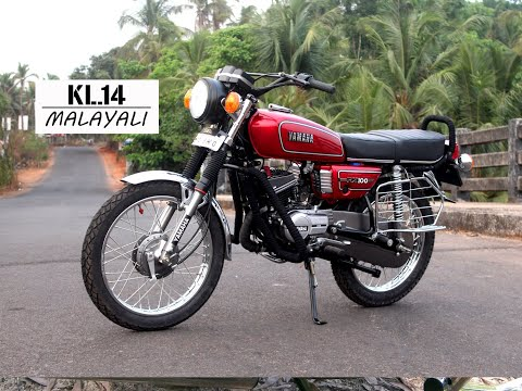 Yamaha Rx 100 Restoration|1991 Model - YouTube