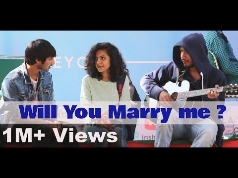 Impressing Delhi Girls with Cheesy Song and Guitar - Social Experiment | India Version