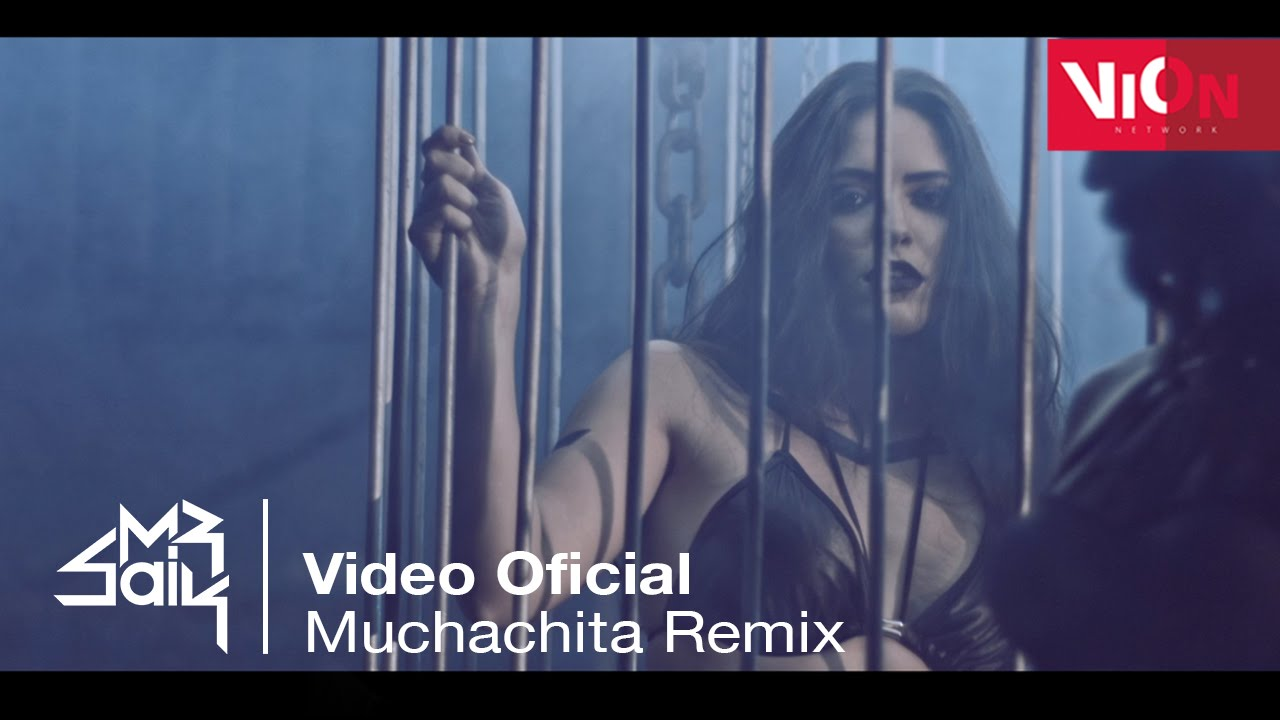 Mr Saik Ft Varios Artistas - Muchachita (Official Video)