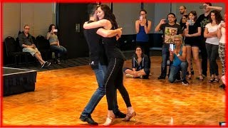 Zouk Dance | Alisson Sandi & Kylie Roots | Casa Do Zouk 2017