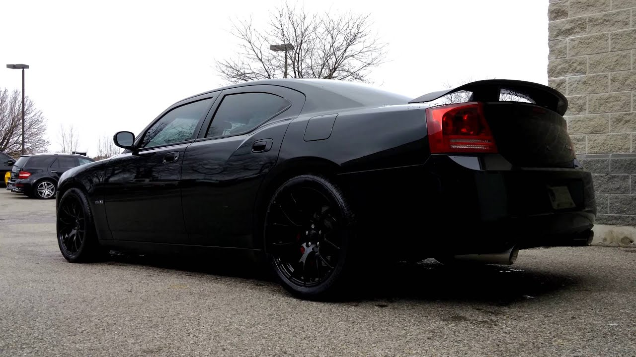 Staggered Hellcat Reps Charger Srt8 Cjr Performance Youtube