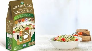Cretan Salad Recipe - Pnoe Greek Foods Sa