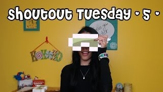 Shoutout Tuesday - 5 - Minecraft IRL