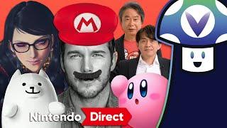 [Vinesauce] Vinny - 9.23.2021 Nintendo Direct