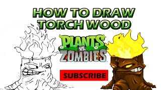 HOW TO DRAW  TORCHWOOD