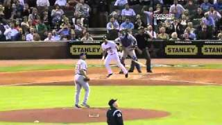 2009/04/08 Astros knock five dingers