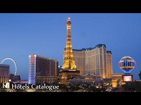 Paris Las Vegas Hotel - Las Vegas Hotel Tour
