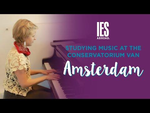 AMSTERDAM   Study Abroad   Studying Music at the Conservatorium van Amsterdam