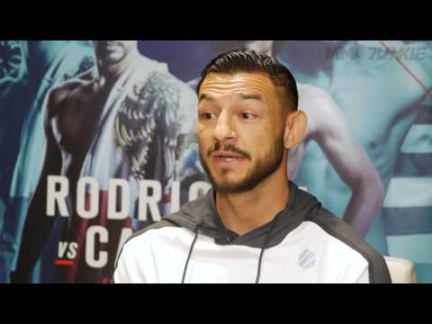 After nearly walking away from the sport, Cub Swanson in love again with MMA