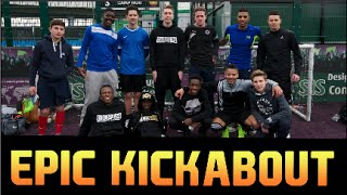 F2 Match with KSI, Miniminter, Tbjzl, FIFAManny & more!