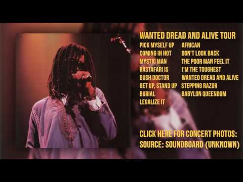 Peter Tosh - Lincoln Center Concert Hall 09/08/81 (SBD - Unknown)