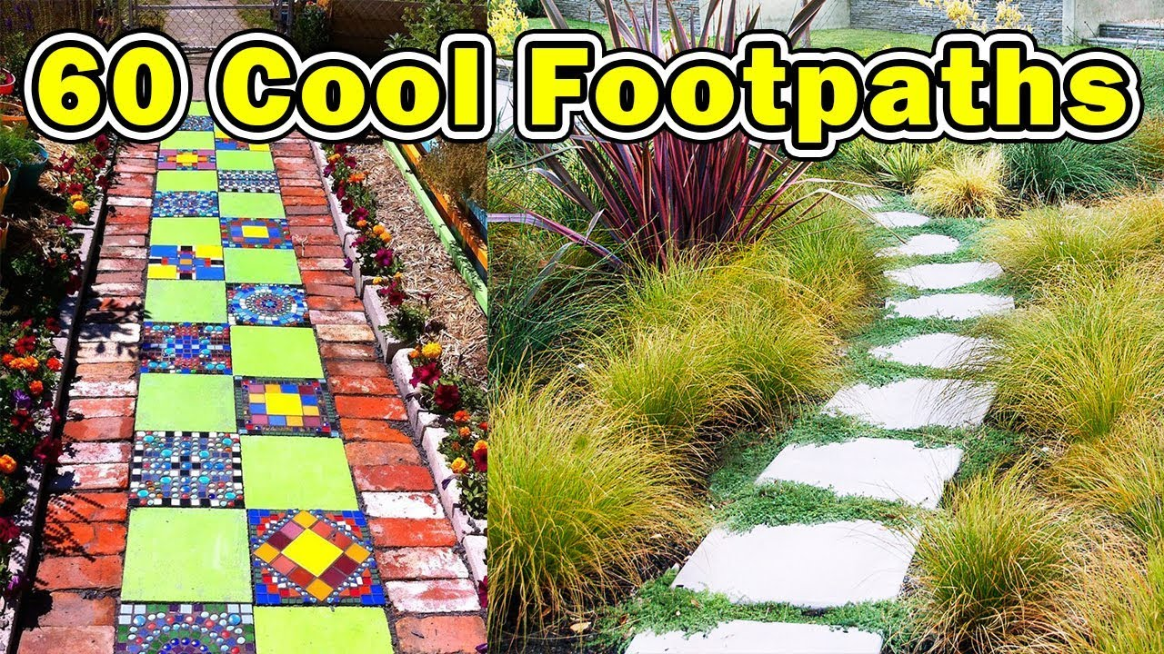 60 Cool Walkway Footpath Or Pathway Ideas Creative Design
