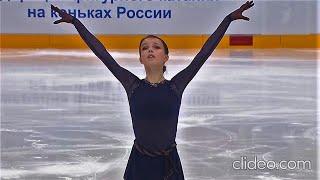 Анна Щербакова нежность красота и невесомая сила А что если Anna Shcherbakova