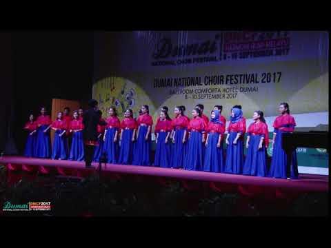 PADUAN SUARA LAGU RAKYAT QUALIFICATON DNCF 2017