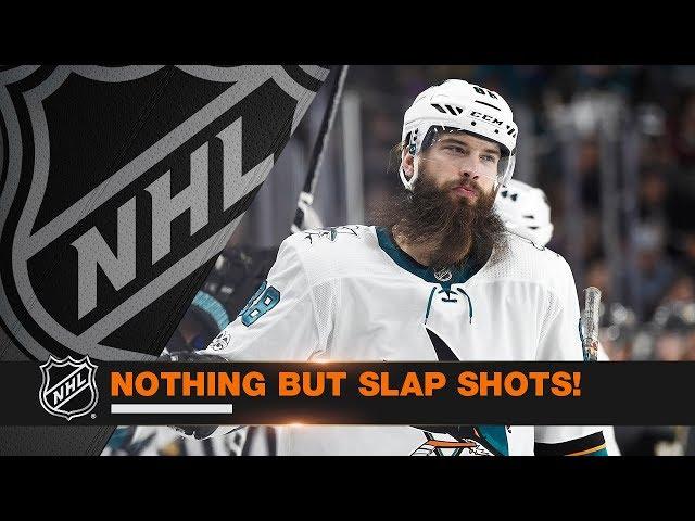 The Best Slap Shot Goals from Week 8