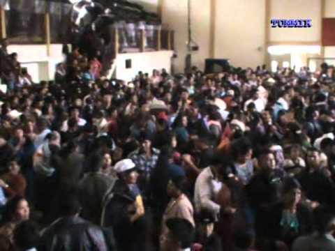 Baile Social Año Nuevo 2014 San Pedro Soloma Parte 1