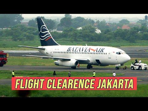 Flight Clearence Jakarta