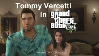 GTA Modding - Tommy Vercetti Swapped With Michael [Model Swap]