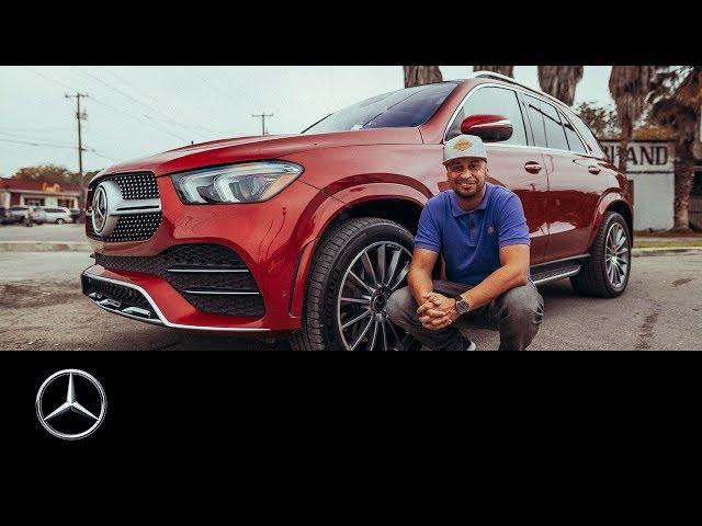 JP Kraemer im neuen GLE: Mit dem SUV durch Texas